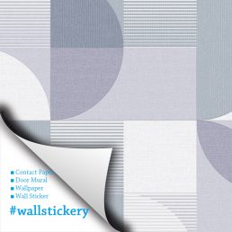 Modern Pattern Contact Paper Peel and Stick Wallpaper HWP-21642 #wallstickery