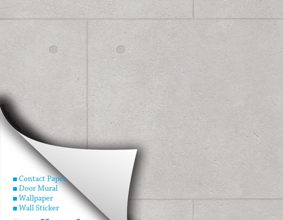 Gray Stone Contact Paper Peel And Stick Wallpaper