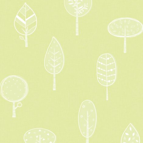 Forest Green Pattern Contact Paper Peel and Stick Wallpaper HWP-21490 Detail