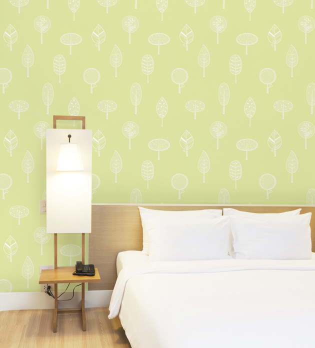 Forest Green Pattern Contact Paper Peel and Stick Wallpaper