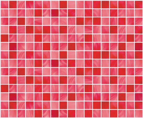 Check Pattern Red Contact Paper Peel Stick Wallpaper DPS-42