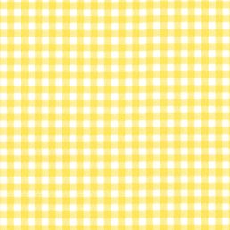 Check Pattern Yellow Contact Paper Peel Stick Wallpaper DPS-41