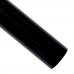 High Glossy Black Contact Paper Peel Stick Countertop Sheet AWS-30002 Roll