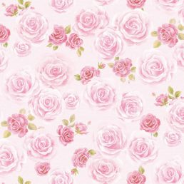Blooming Rose Contact Paper Peel and Stick Wallpaper DPS-64