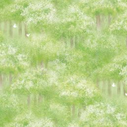 Forest Green Contact Paper Peel and Stick Wallpaper DPS-72