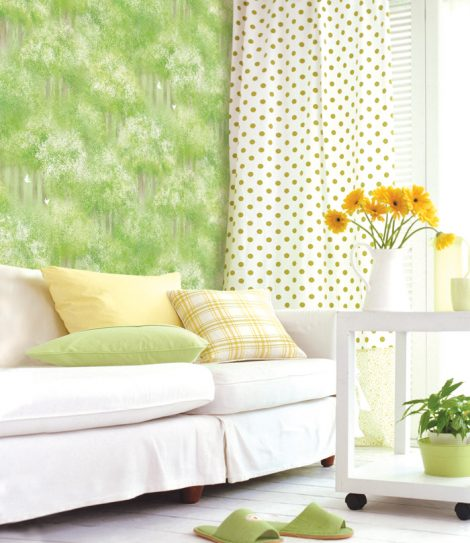 Forest Green Contact Paper Peel and Stick Wallpaper DPS-72 Decorating
