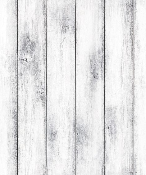 Modern Shabby Panel Wood Contact Paper Peel Stick Wallpaper DWP-11
