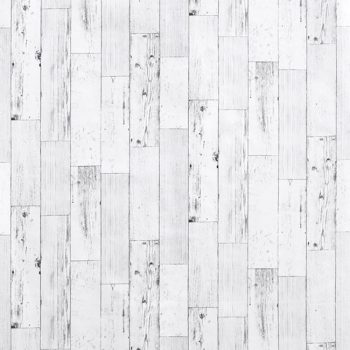 Shabby Panel White Contact Paper Peel Stick Wallpaper AWS-20003