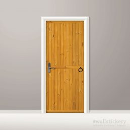 Door Contact Paper Self Adhesive Sticker Wood Log Panel Sample