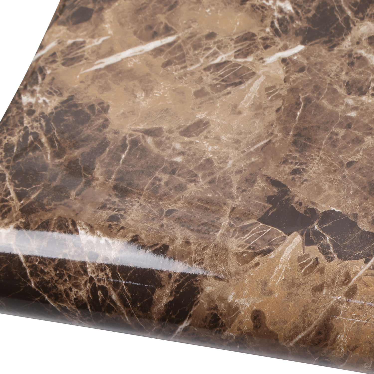 Marble Contact Paper For Counter Top Brown Grey