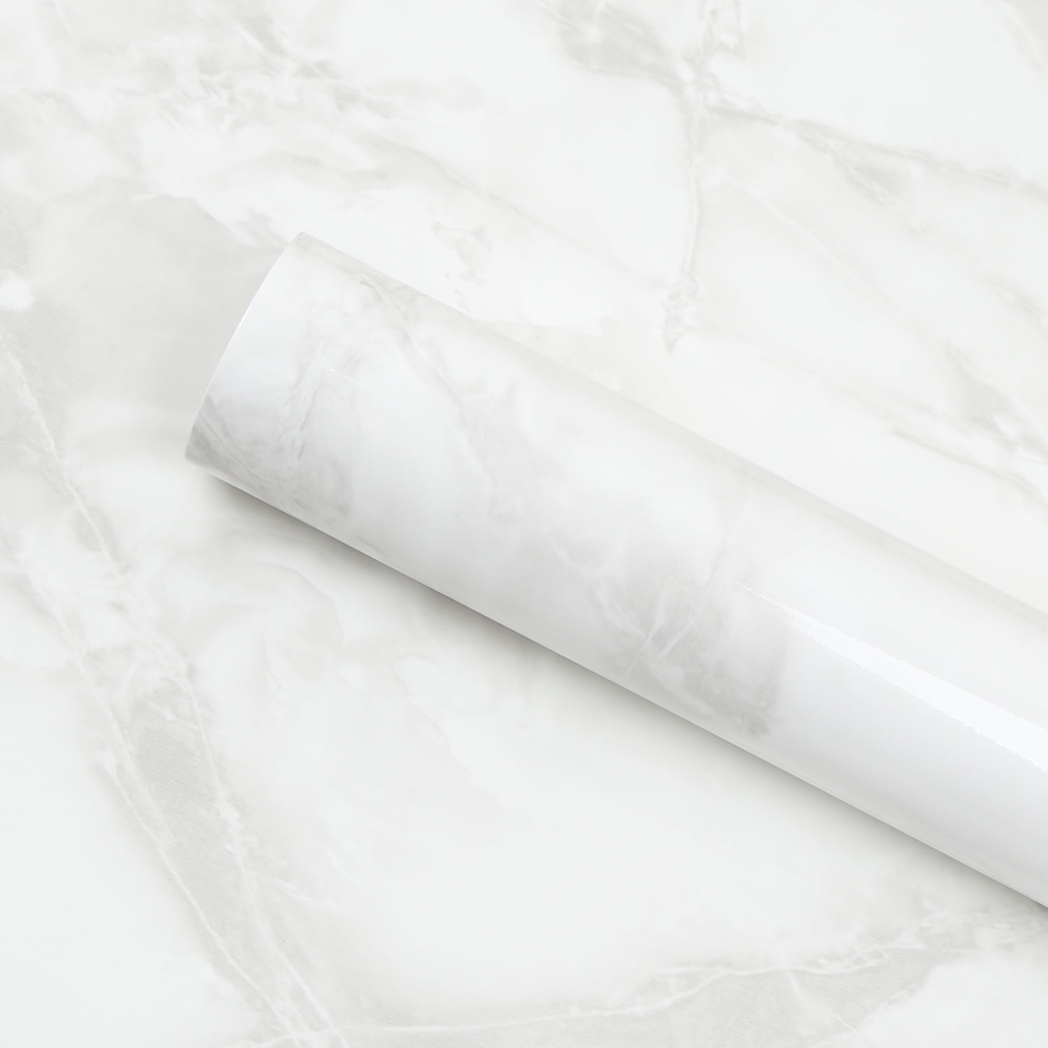 Marble Contact Paper Cabinets Ivory Gray Granite Wallpaper